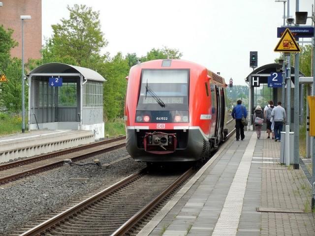 interrail trip